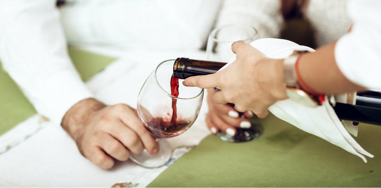 vino tannico