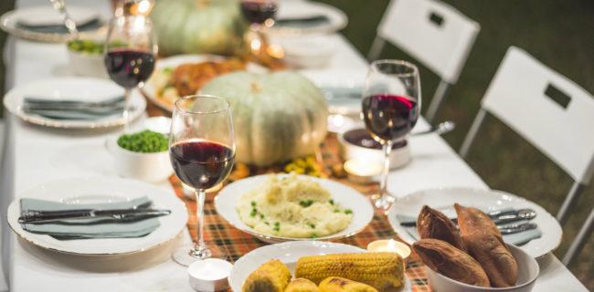 scegliere il vino a tavola