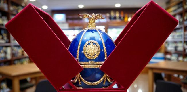 Vodka Imperial Fabergè