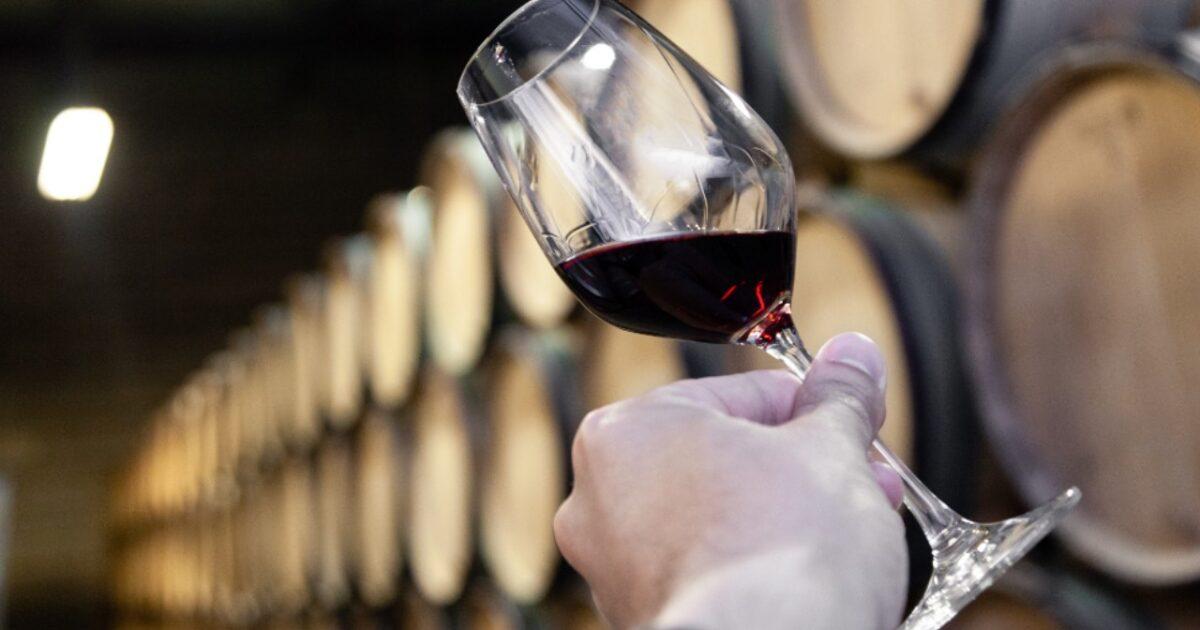 invecchiamento vino