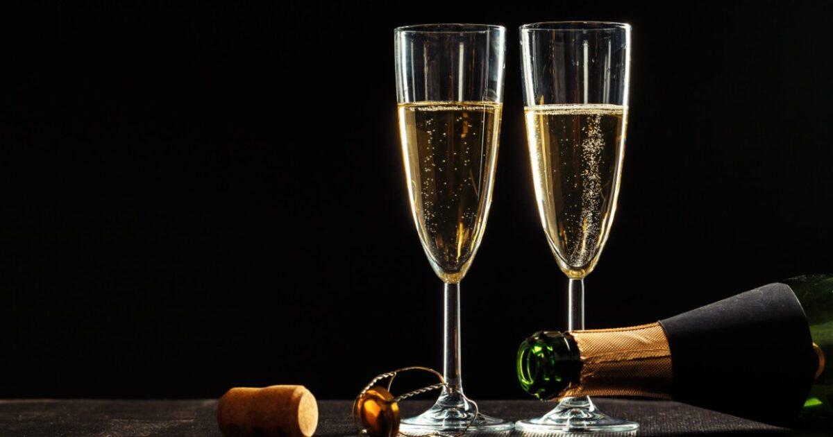 champagne famosi