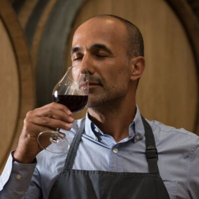 Persistenza del vino Enoteca Innusa Palermo