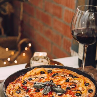 Pizza e Vino Enoteca Innusa Palermo