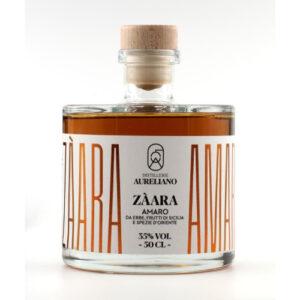 Amaro Zaara Distillerie Aureliano Enoteca Innusa