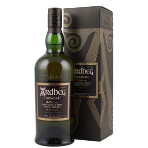 Whisky Uigeadail Ardbeg Enoteca Innusa