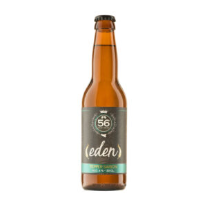 Birra Eden Pepper Saison Bionda 56 Craft Beer