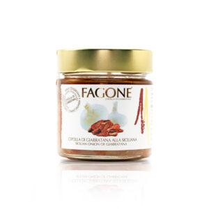 Cipolla di Giarratana alla siciliana Gold Line Fagone Enoteca Innusa
