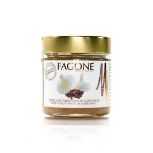Cipolla di Giarratana in Agrodolce Gold Line Fagone