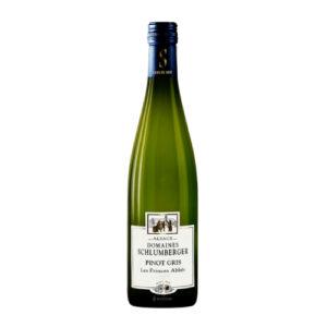 Les Princes Abbés 2017 Pinot Gris Alsace AOC Domaines Schlumberger Enoteca Innusa