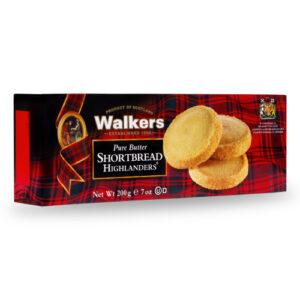 Walkers Shortbread Highlanders Enoteca Innusa