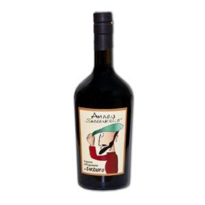Amaru Sabbenerica liquore artigianale al carciofo – Amari Siciliani
