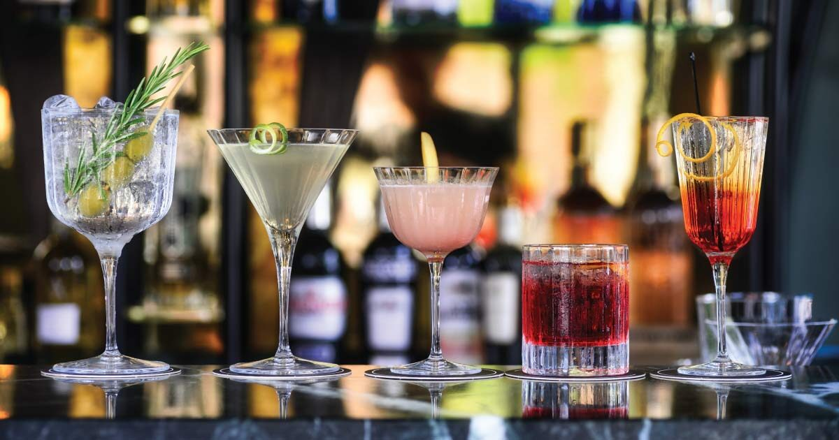 cocktail vodka