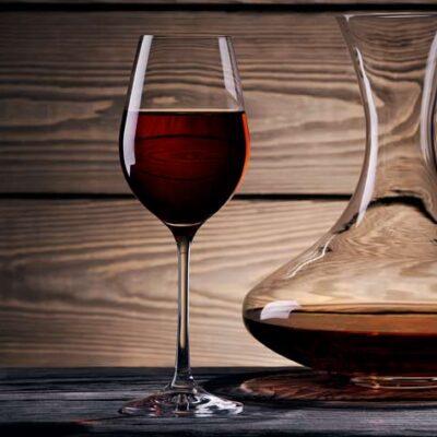 Decanter per vino