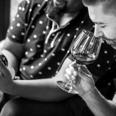 vino e profumi